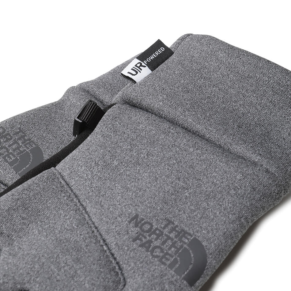 Перчатки The North Face Etip Hardface (Medium Grey)