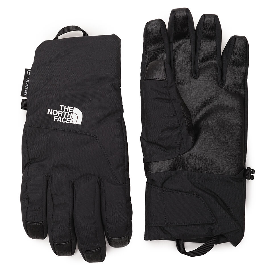 Перчатки The North Face Guardian Etip (Black)