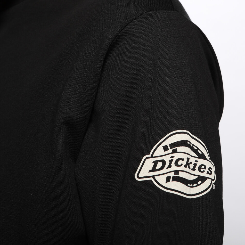 Мужской лонгслив Dickies Dorton (Black)