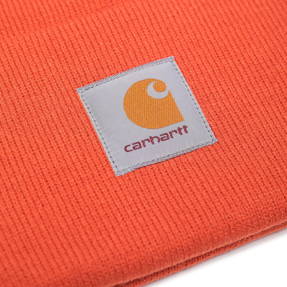 Шапка Carhartt WIP Acrylic Watch (Brick Orange)