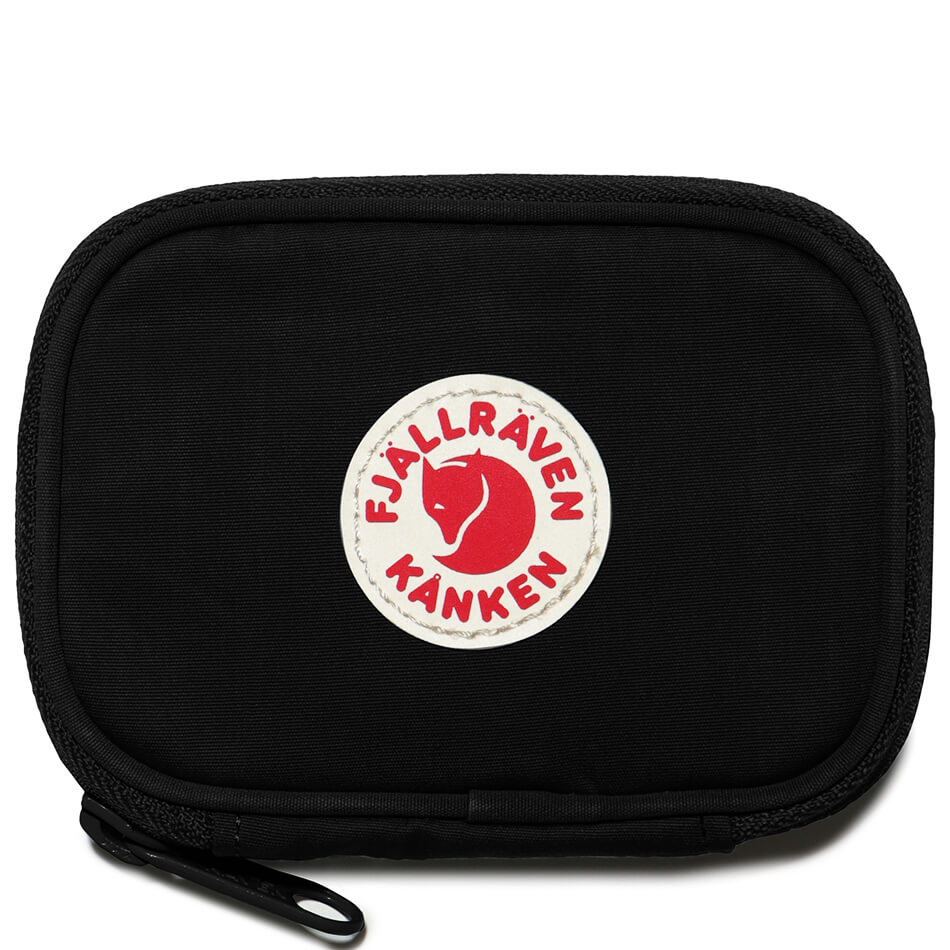 Кошелек Fjallraven Kanken Card Holder (Black)