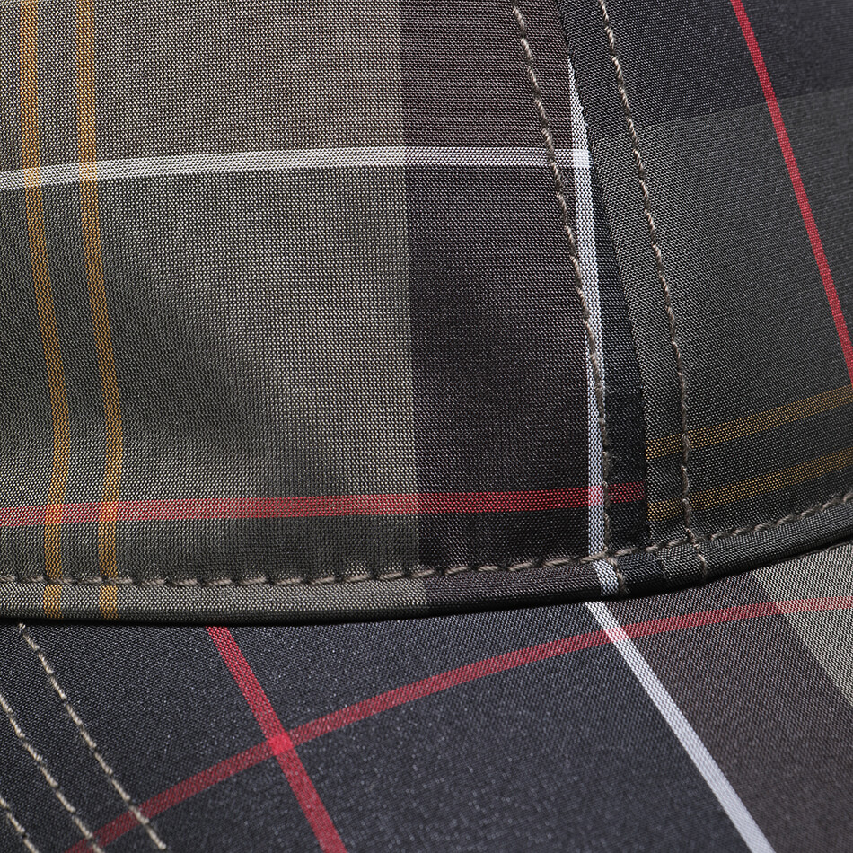 Кепка Barbour Tarset Tartan (Forest)