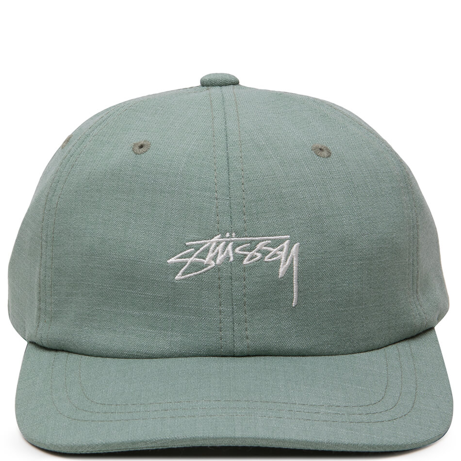 Кепка Stussy Suiting Low Pro (Green)