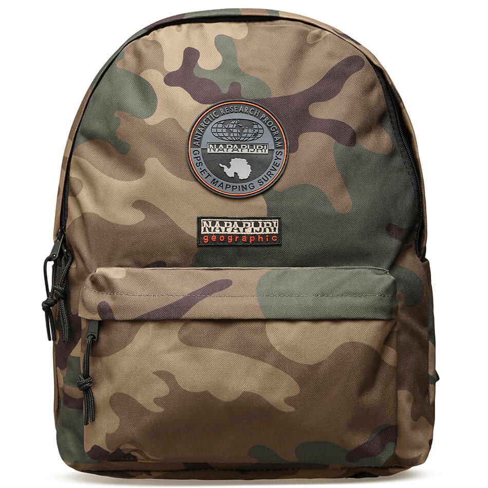 Napapijri Voyage Printed 2 Backpack (Brown Camo)