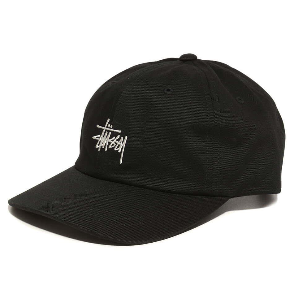 Кепка Stussy Stock HO19 Stock Low Pro (Black)