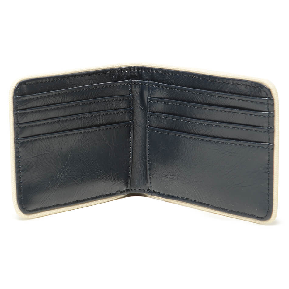 Кошелек Fred Perry Leather Billfold (Navy)