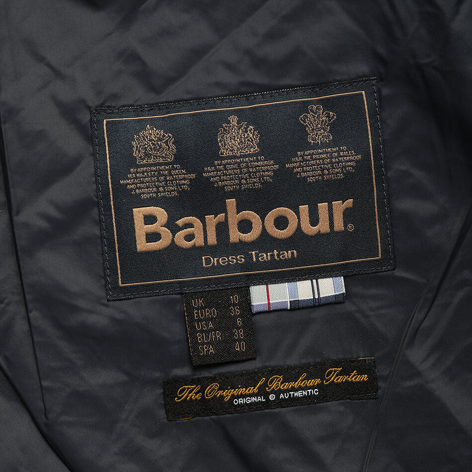 Женская куртка Barbour Annis Quilted (Navy)