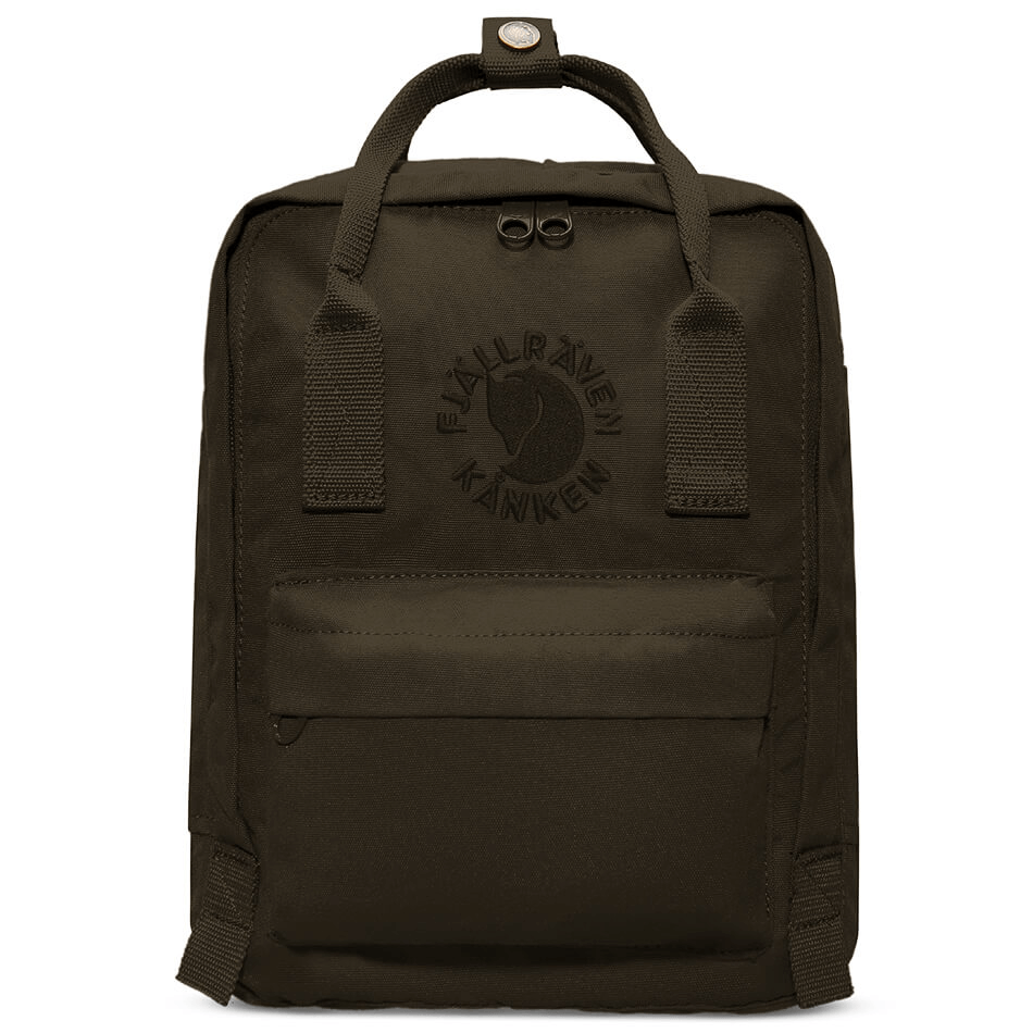 Рюкзак Fjallraven Re-Kanken Mini (Dark Olive)