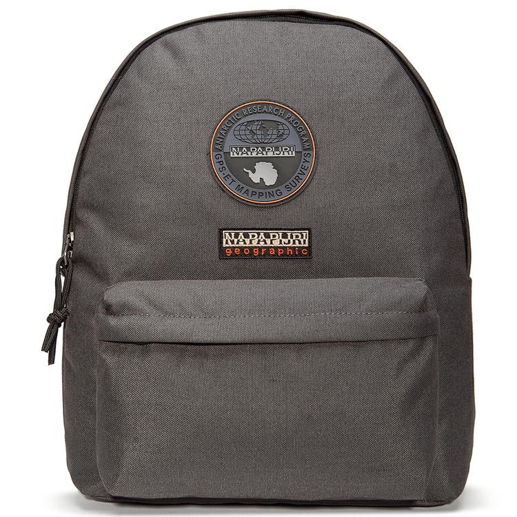 Napapijri Voyage 1 Backpack (Dark Grey Solid)