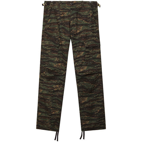 Мужские брюки Carhartt WIP Aviation (Camo Tiger Jungle)