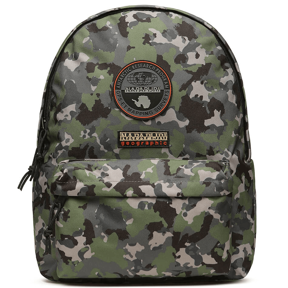 Napapijri Voyage Printed 2 Backpack (Green Camo)