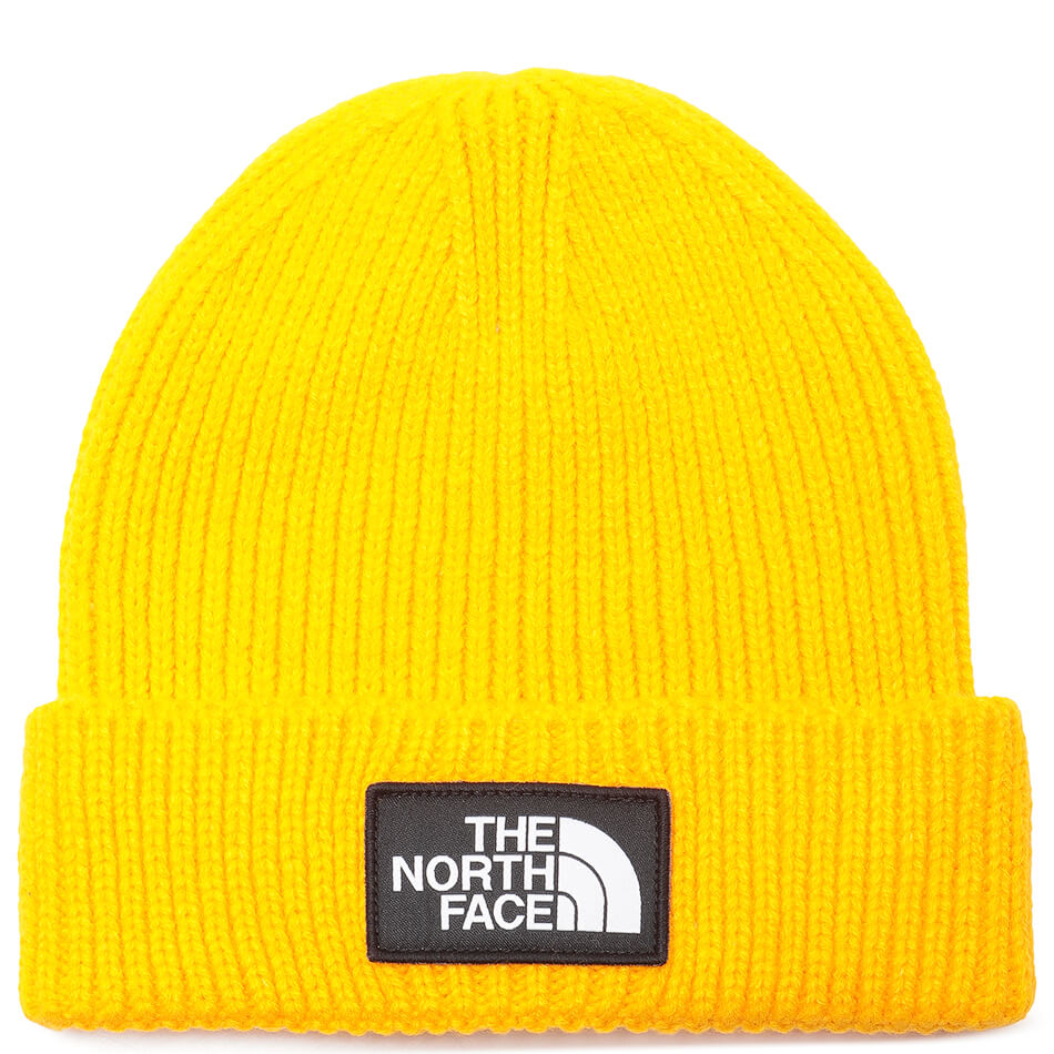 Шапка The North Face Cuff (Yellow)
