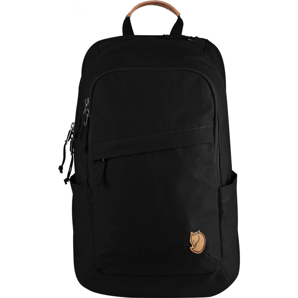 Fjallraven Raven 20 Backpack (Black)