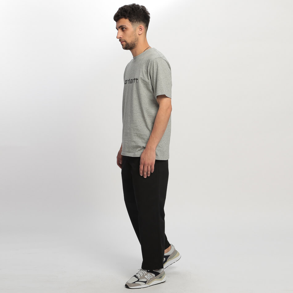 Мужские брюки Carhartt WIP Dallas (Black Stone Washed)
