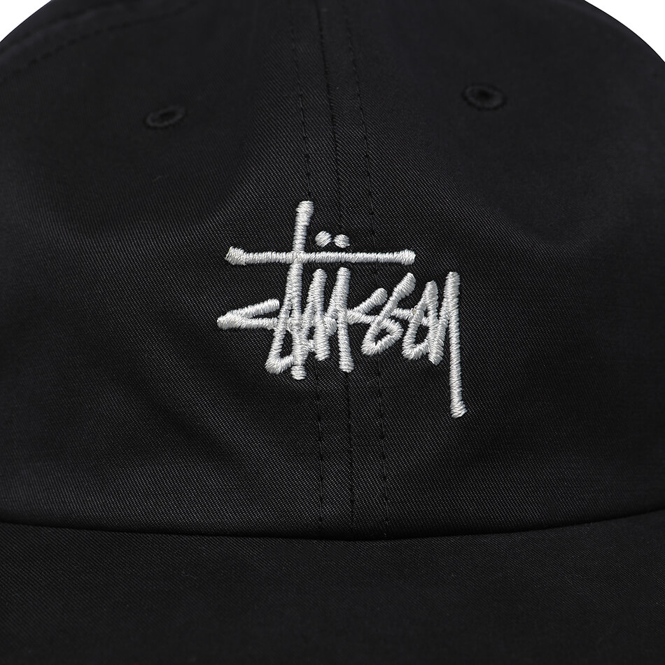 Кепка Stussy Stock Low Pro (Black)