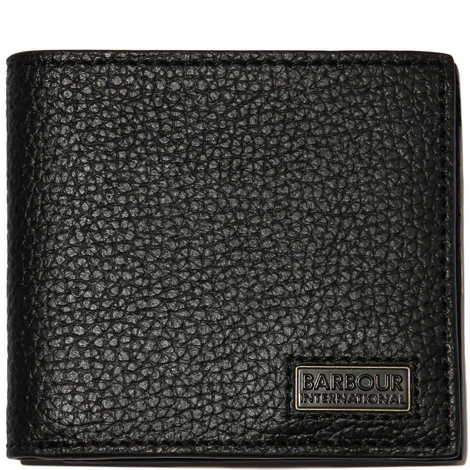 Кошелек Barbour International Billfold (Black)