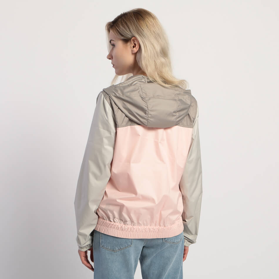 Женская куртка The North Face Cyclone (Pink Salt)