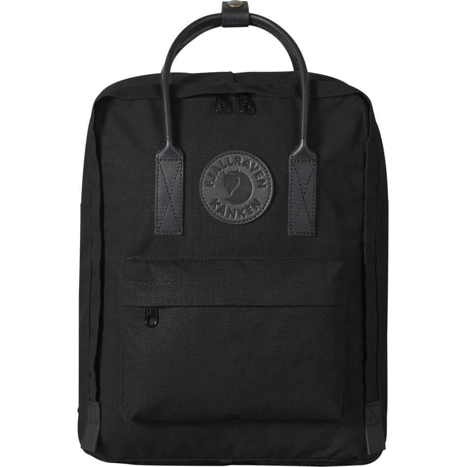 Рюкзак Fjallraven Kanken No.2 Total (Black)