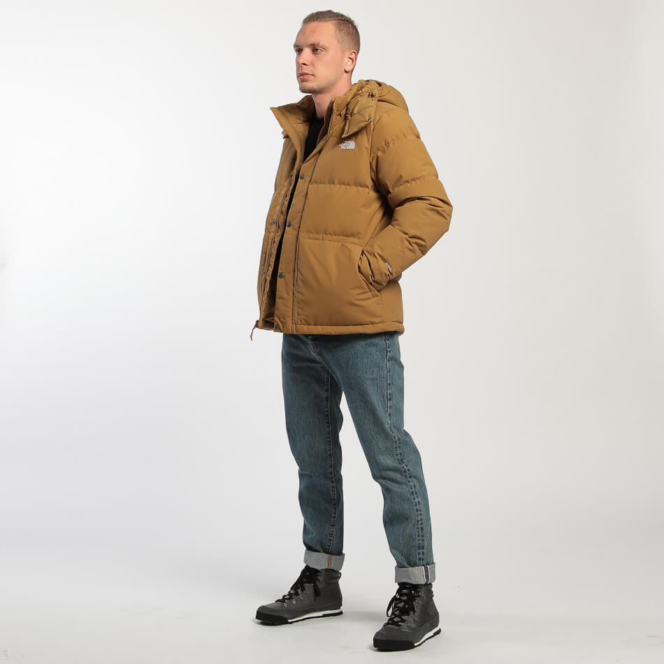 Мужская куртка The North Face Box Canyon (British Khaki)