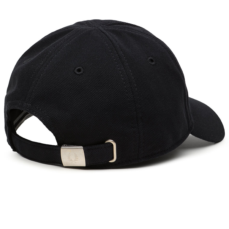 Кепка Fred Perry Pique Classic (Black)