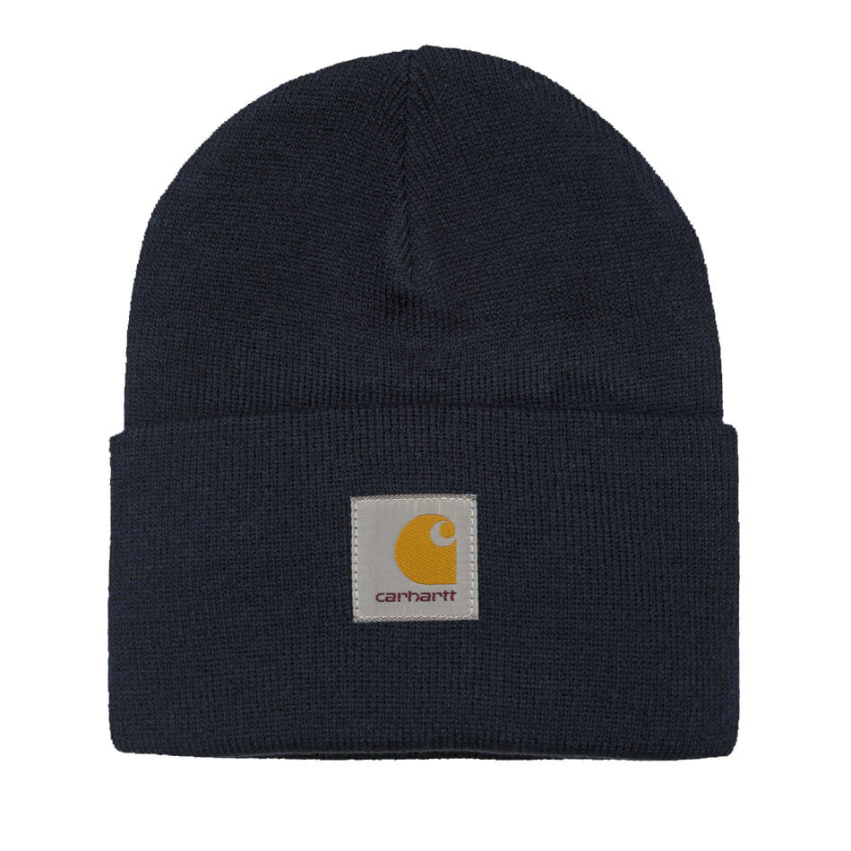 Carhartt WIP Acrylic Watch Hat (Dark Navy)