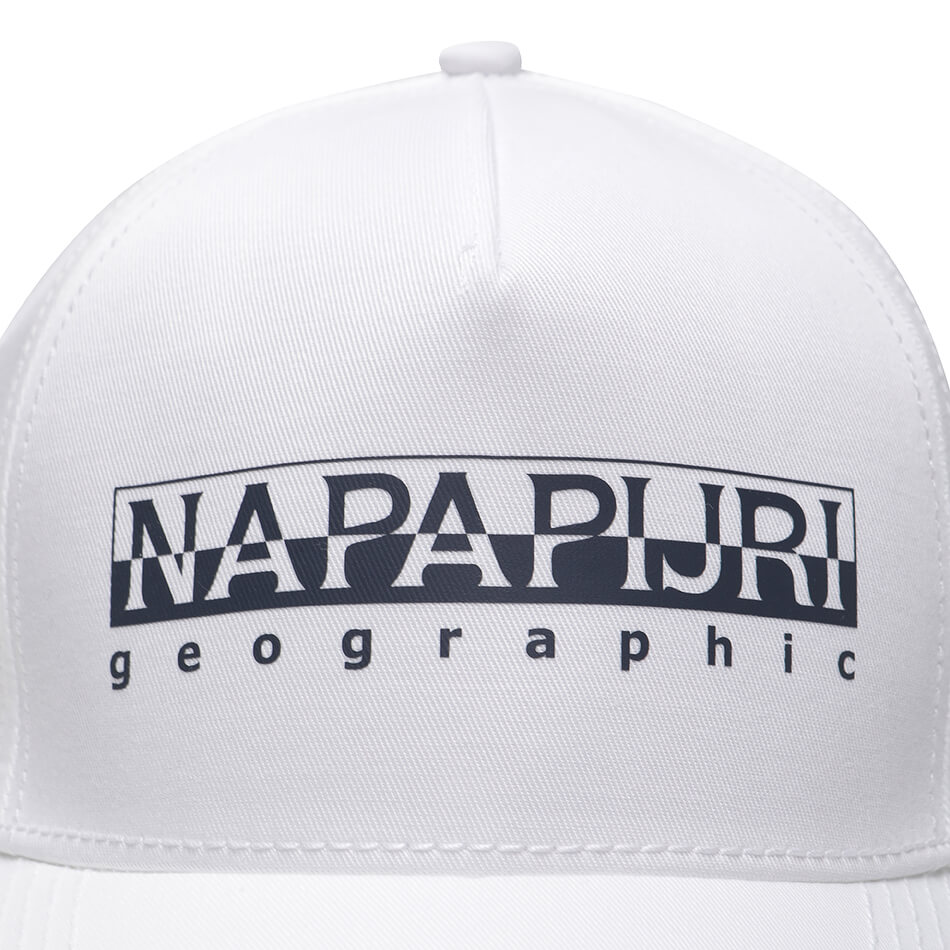 Кепка Napapijri Framing (Bright White)