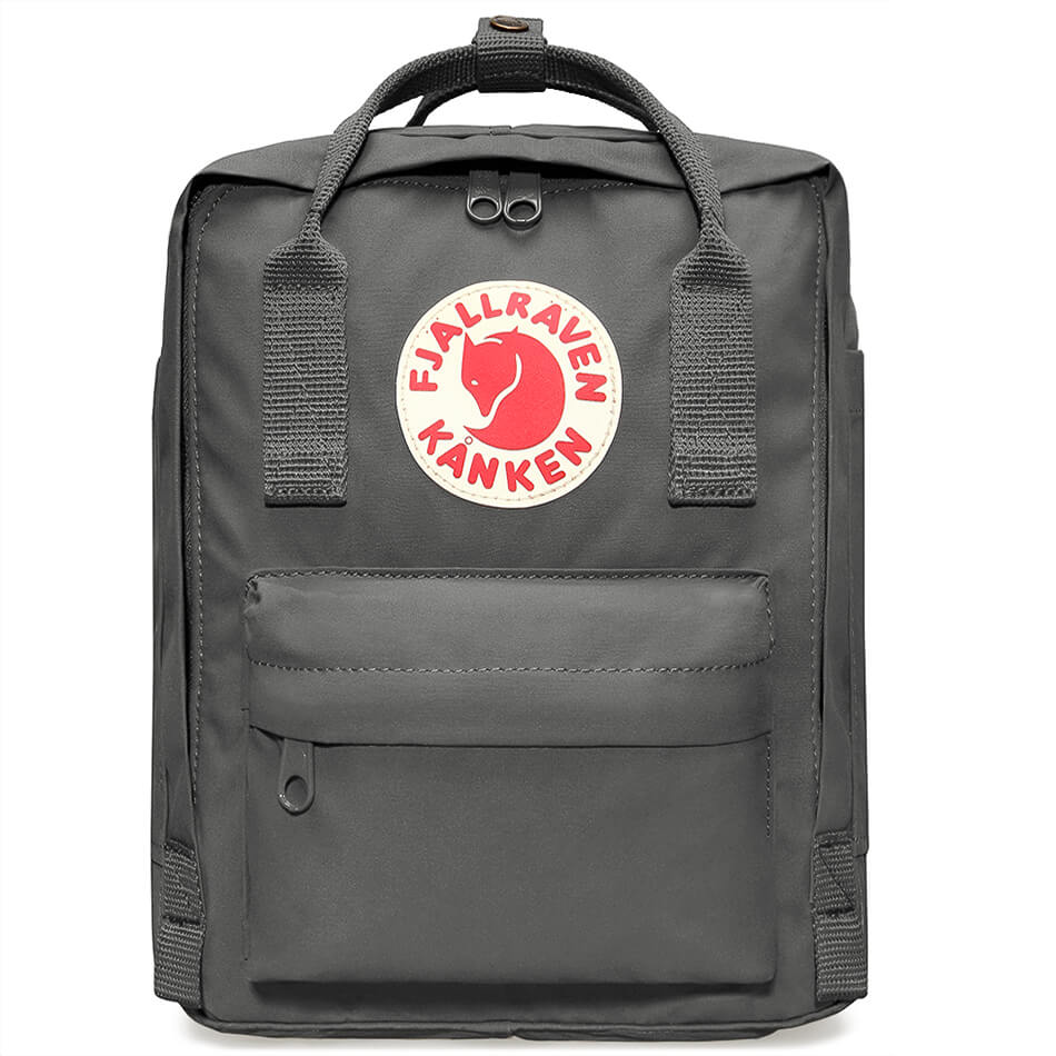 Рюкзак Fjallraven Kanken Mini (Super Grey)