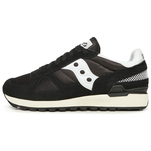 Мужские кроссовки Saucony Shadow Original Vintage (Black)