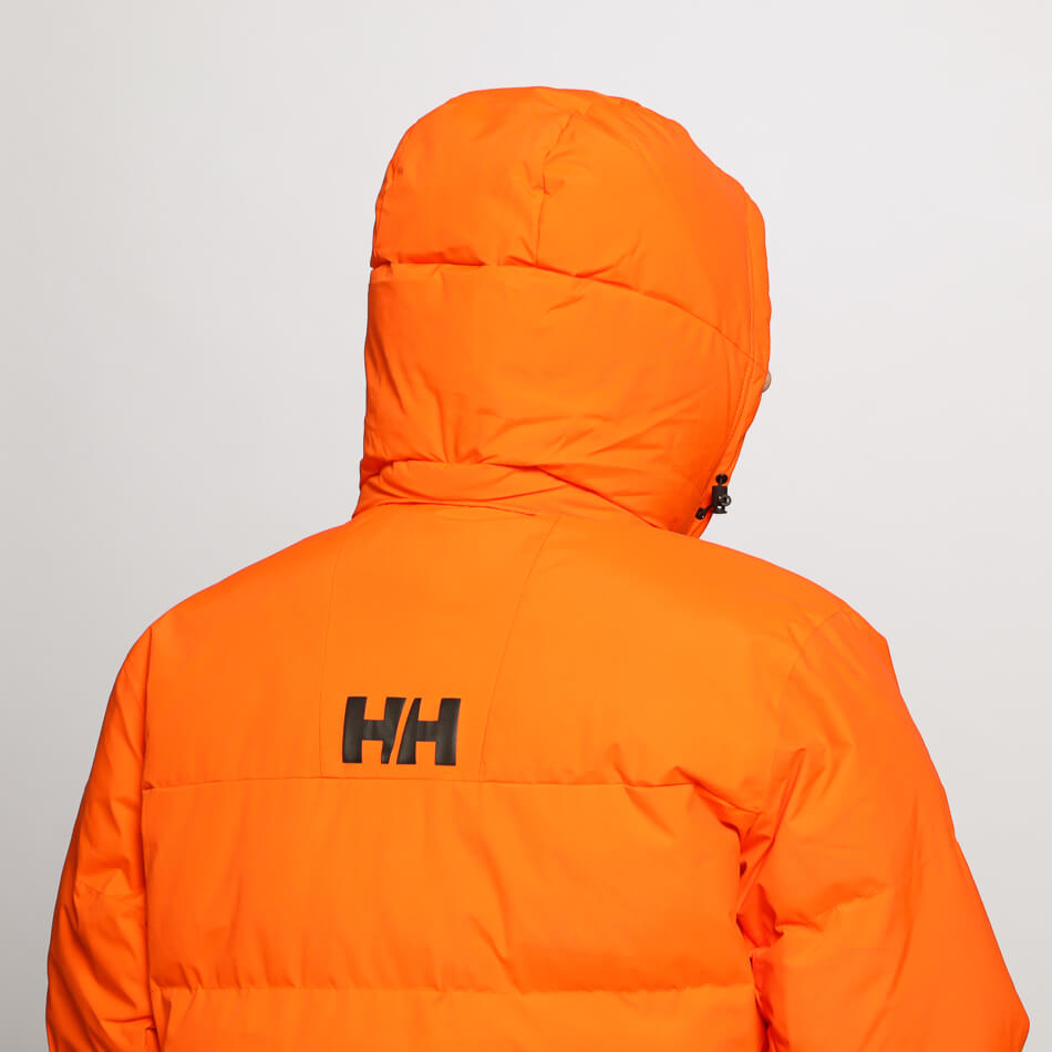 Мужская куртка Helly Hansen Tromsoe (Bright Orange)