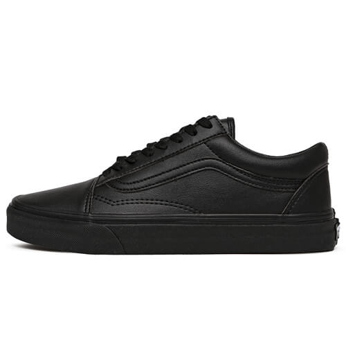 Мужские кеды Vans Old Skool Classic (All Black)