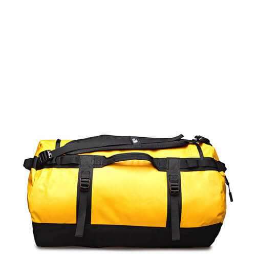 Сумка The North Face Base Camp Duffel 50 (Summit Gold)