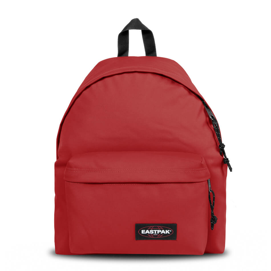 Eastpak Padded Pak'r Backpack (Raw Red)