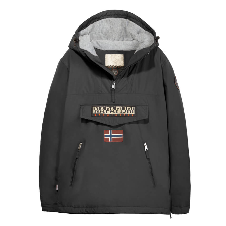 Napapijri Rainforest Pocket Jacket (Black)