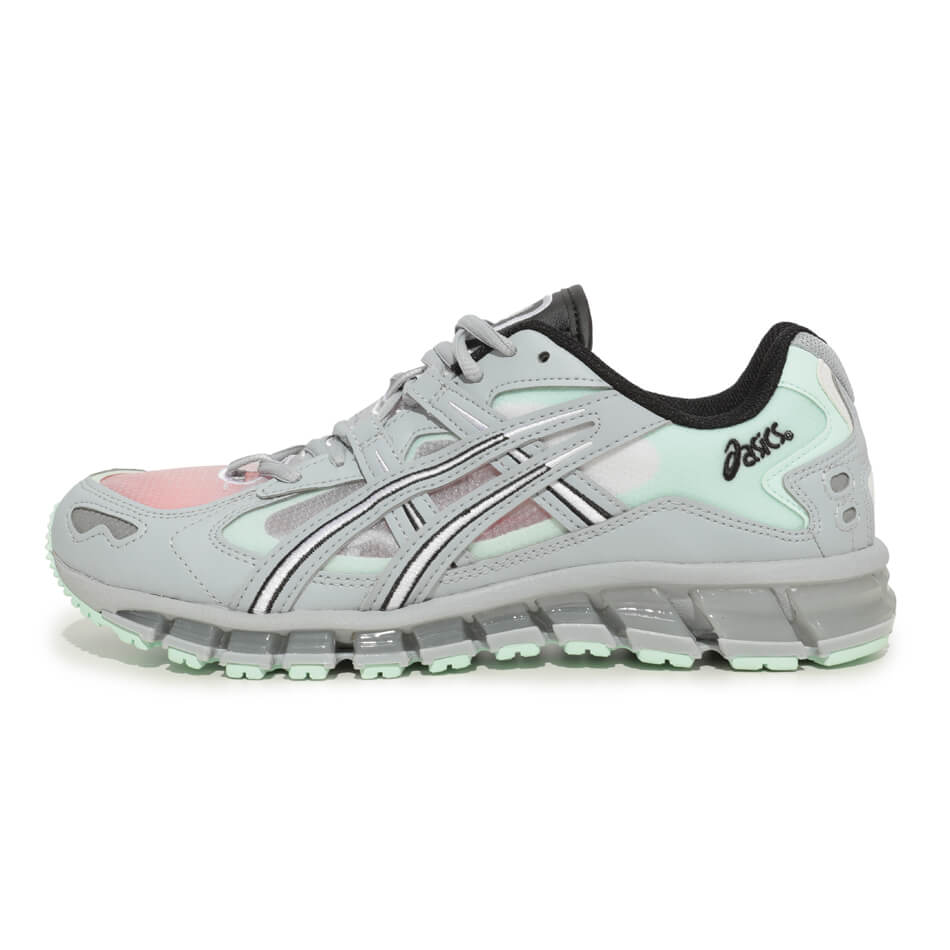 Мужские кроссовки Asics Gel-Kayano 5 360 (Piedmont Grey - Mint Tint)