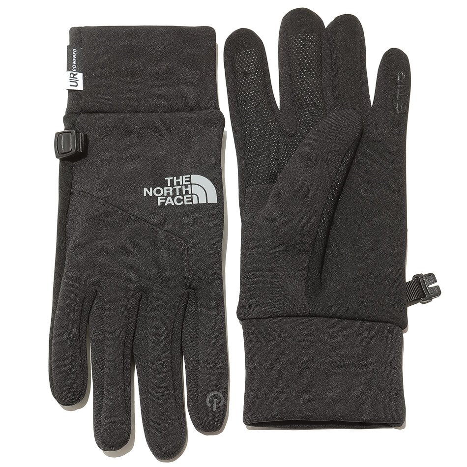 Перчатки The North Face Etip Hardface (Black)