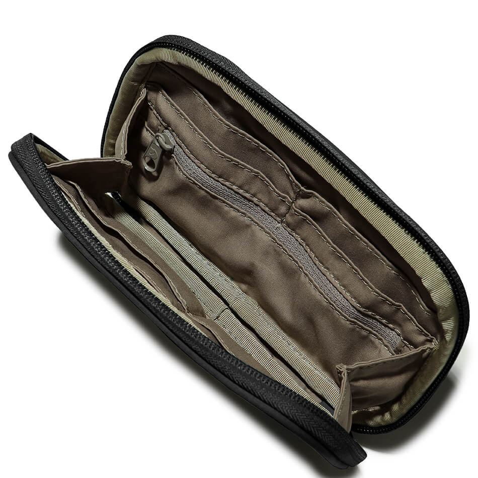 Кошелек Fjallraven Kanken Travel (Black)