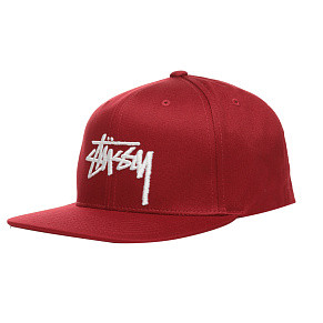 Кепка Stussy Stock (Berry)