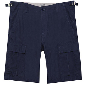 Мужские шорты Carhartt WIP Aviation (Dark Navy)