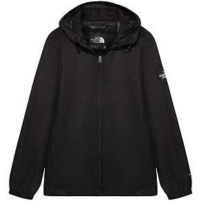 Мужская куртка The North Face Mountain Q (Black - White)