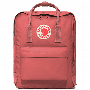 Fjallraven Kanken Backpack (Peach Pink)