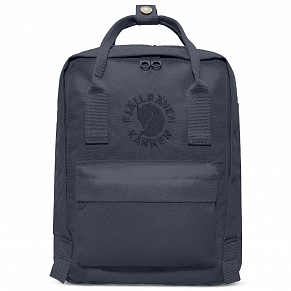 Fjallraven Re-Kanken Mini Backpack (Slate)