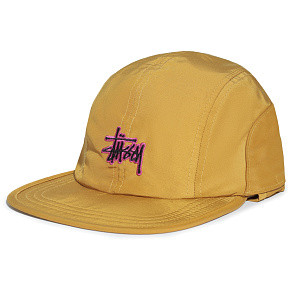 Кепка Stussy Basic Stock Bungee Camp (Mustard)