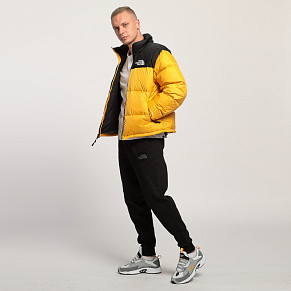 Мужская куртка The North Face 1996 Retro Nuptse (Yellow)