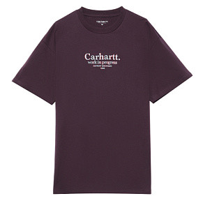 Мужская футболка Carhartt WIP Commission (Boysenberry)