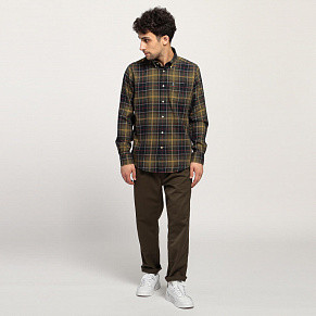 Мужская рубашка Barbour Tartan Tailored (Classic)