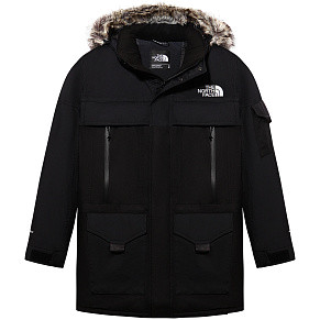Мужская парка The North Face Mcmurdo 2 (Black)