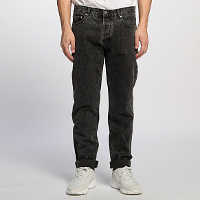Мужские джинсы Han Kjobenhavn Tapered (Black Stone Washed)
