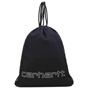 Мешок Carhartt WIP Terrace Drawstring (Black - Dark Navy - Bottle Green)