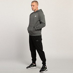 Мужская толстовка The North Face Raglan Red Box Hood (Grey)