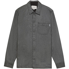 Мужская рубашка Carhartt WIP Stover Pocket (Dark Grey Heather)